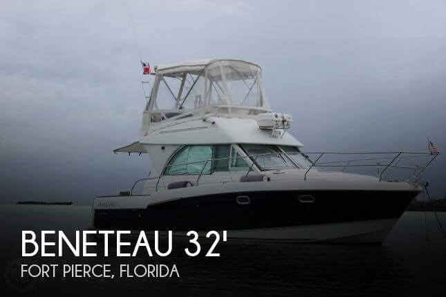 Used Motoryachts For Sale in Florida by owner | 2005 Beneteau Antares 9.8