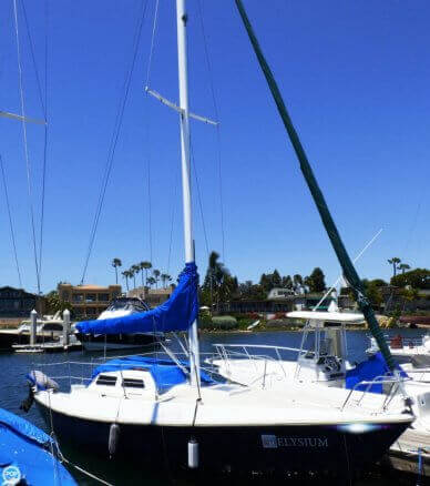 Jensen 27, 27', for sale - $13,900
