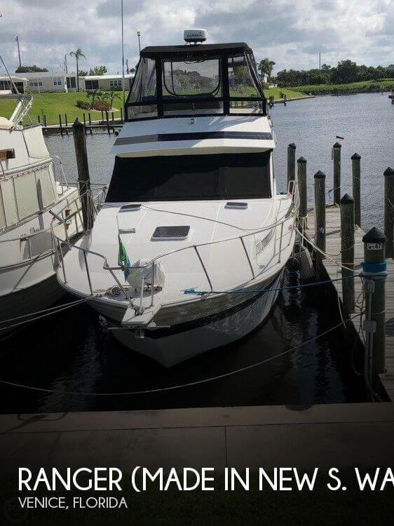 Used Ranger Fishing boats For Sale by owner | 1986 Ranger (made in New S. Wa 34