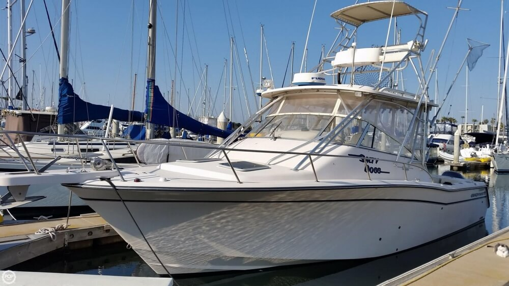 2006 Grady-White boat for sale, model of the boat is 330 Express & Image # 3 of 40