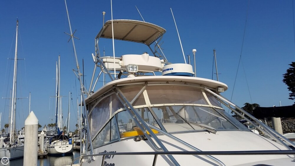 2006 Grady-White boat for sale, model of the boat is 330 Express & Image # 20 of 40