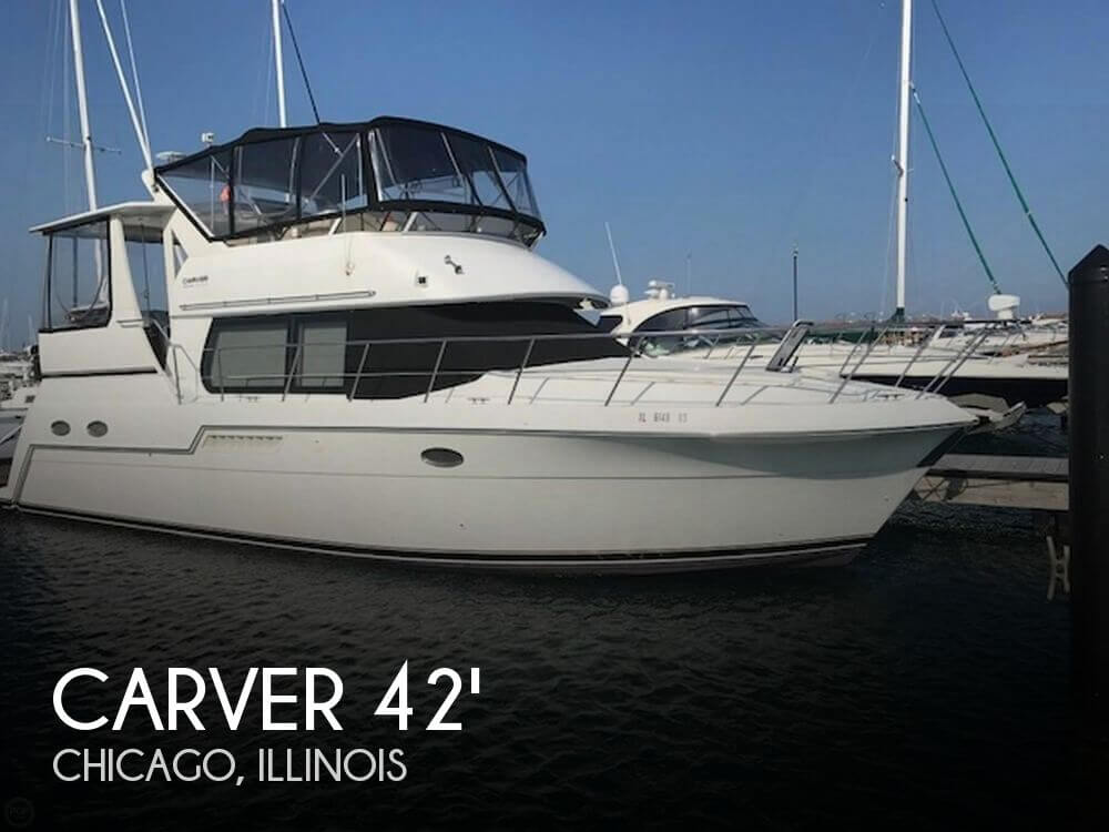 Used Carver 42 Boats For Sale by owner | 1999 Carver 42