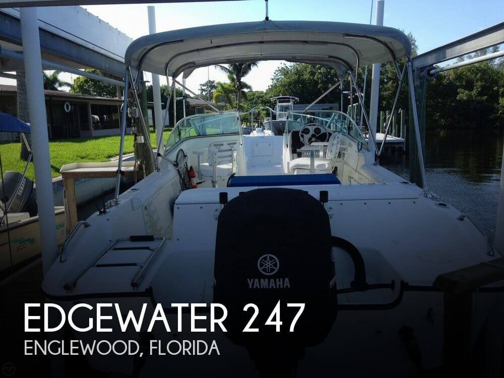 Used Edgewater Boats For Sale by owner | 2000 Edgewater 26
