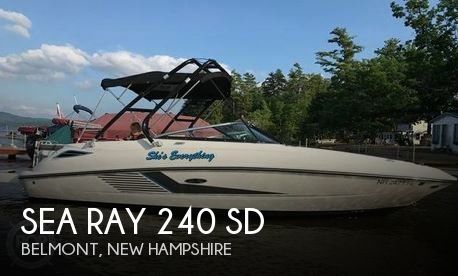 Used Deck Boats For Sale by owner | 2013 Sea Ray 24