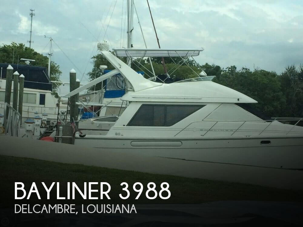 Used Bayliner Boats For Sale by owner | 2000 Bayliner 39