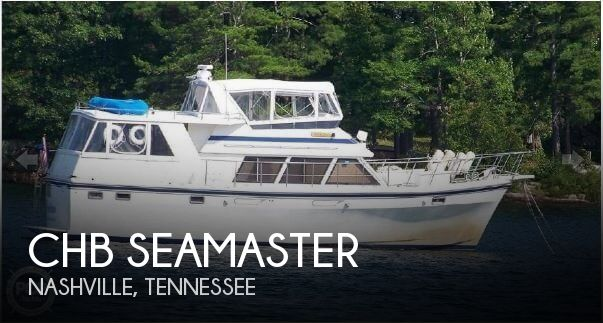 Used CHB Boats For Sale by owner | 1987 CHB 48