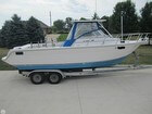 1999 Baha Cruisers Fisherman 271 WAC