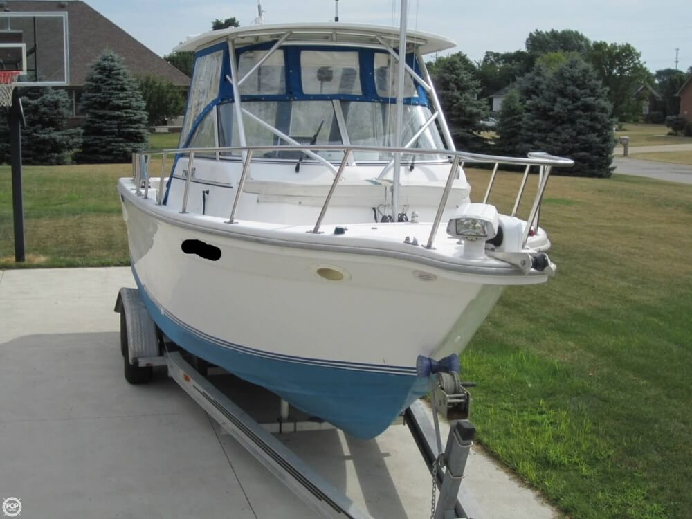 1999 Baha Cruisers boat for sale, model of the boat is 271 WAC & Image # 3 of 40
