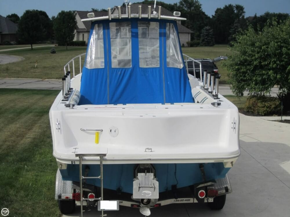 1999 Baha Cruisers boat for sale, model of the boat is 271 WAC & Image # 4 of 40