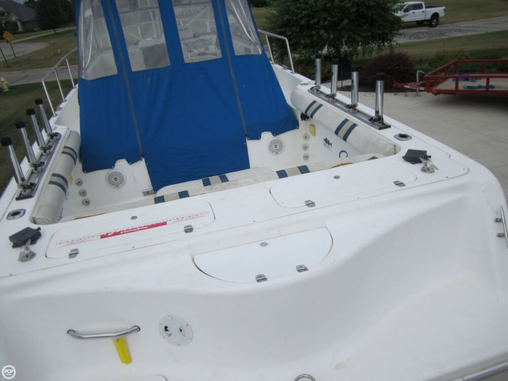 1999 Baha Cruisers boat for sale, model of the boat is 271 WAC & Image # 7 of 40