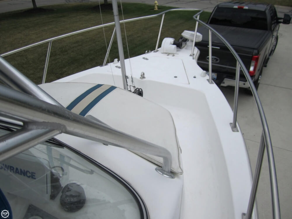 1999 Baha Cruisers boat for sale, model of the boat is 271 WAC & Image # 11 of 40
