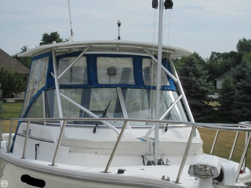 1999 Baha Cruisers boat for sale, model of the boat is 271 WAC & Image # 15 of 40