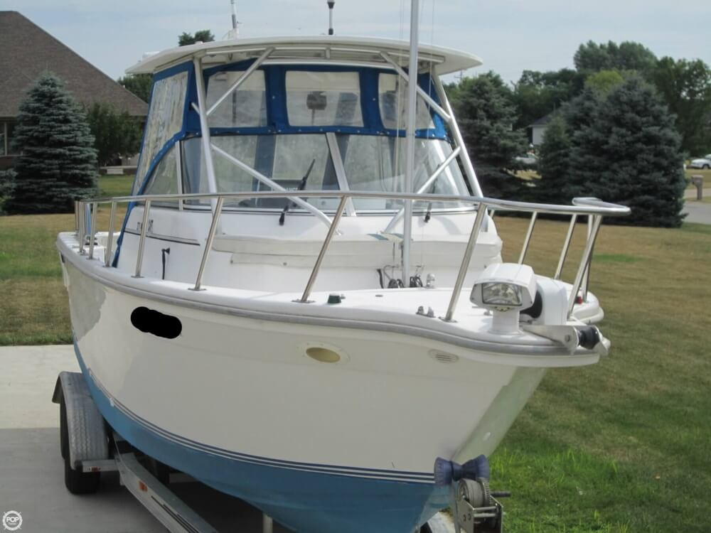 1999 Baha Cruisers boat for sale, model of the boat is 271 WAC & Image # 16 of 40