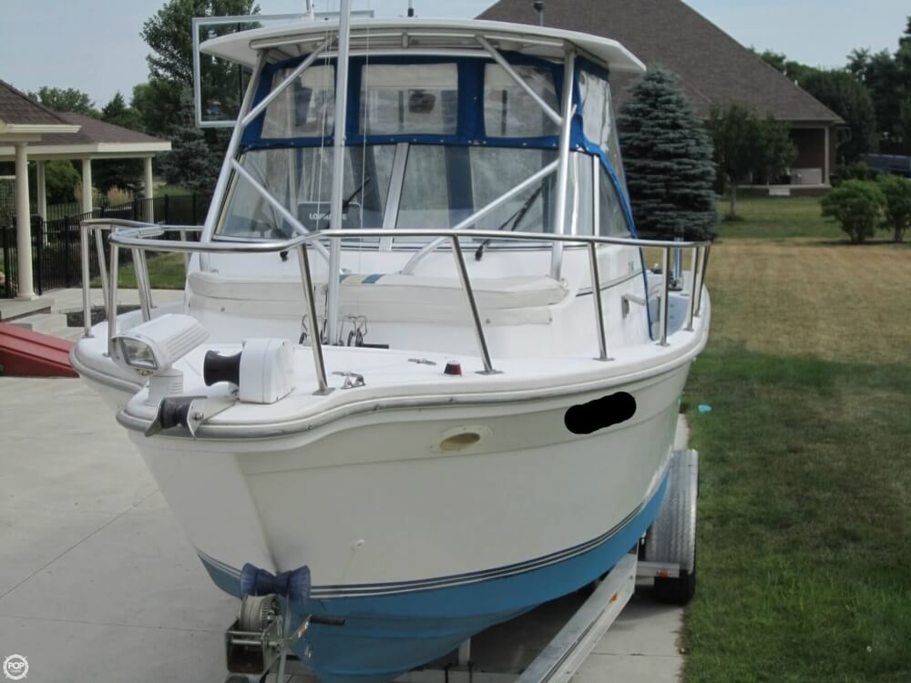 1999 Baha Cruisers boat for sale, model of the boat is 271 WAC & Image # 17 of 40