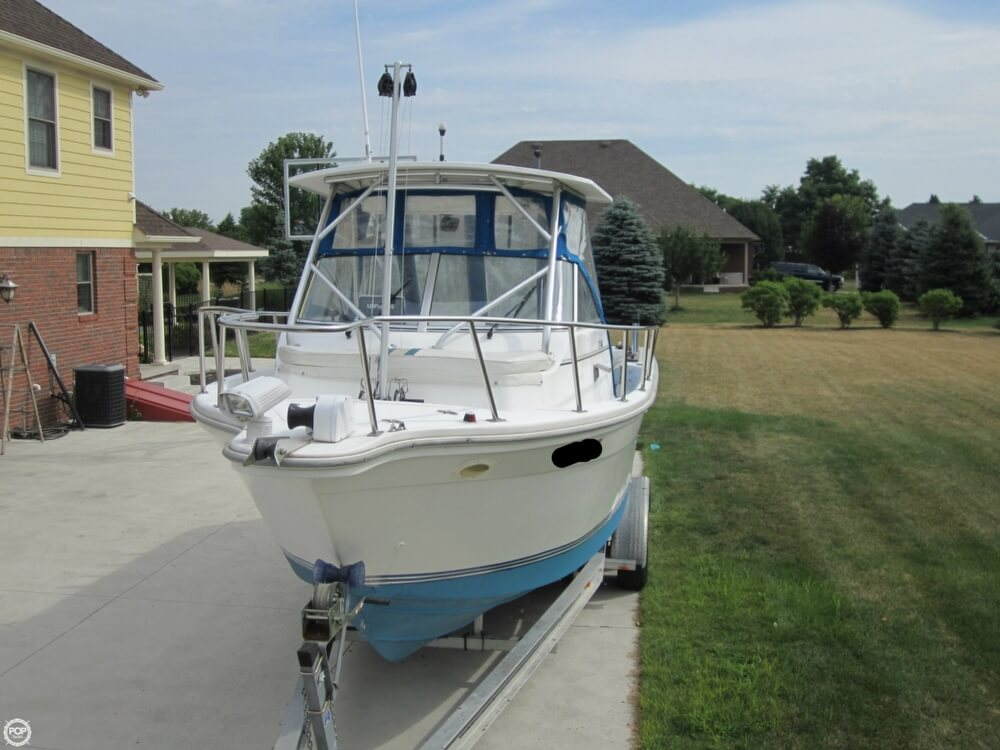 1999 Baha Cruisers boat for sale, model of the boat is 271 WAC & Image # 18 of 40