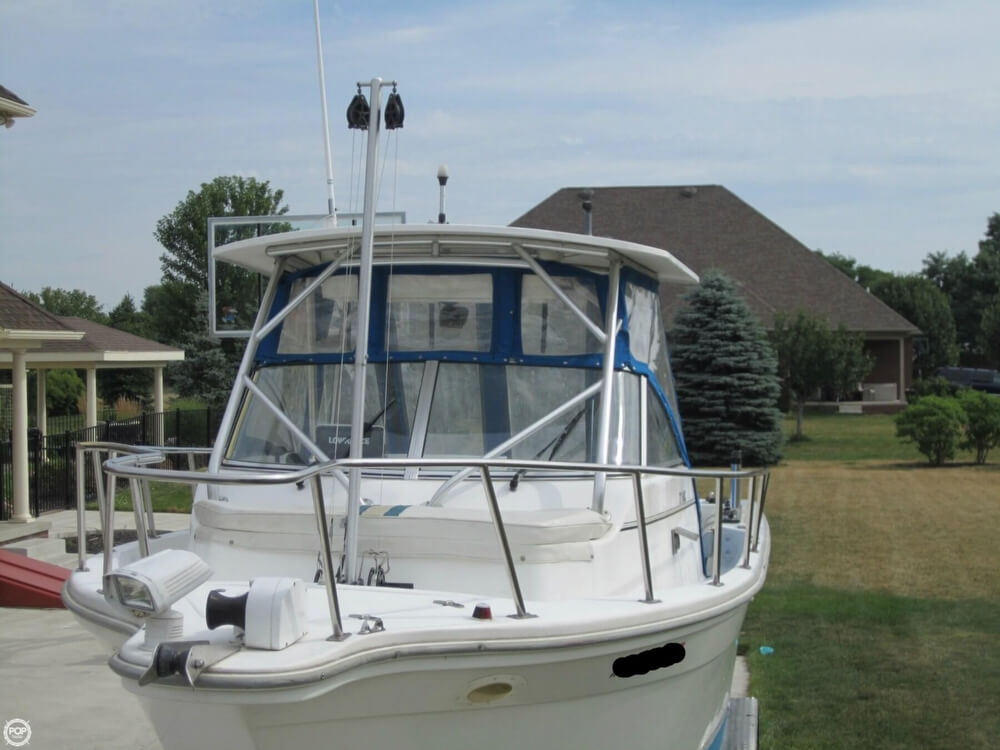 1999 Baha Cruisers boat for sale, model of the boat is 271 WAC & Image # 19 of 40