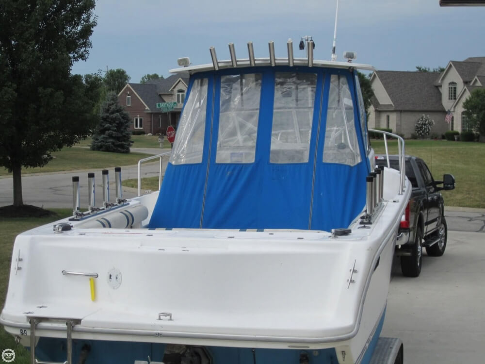 1999 Baha Cruisers boat for sale, model of the boat is 271 WAC & Image # 24 of 40