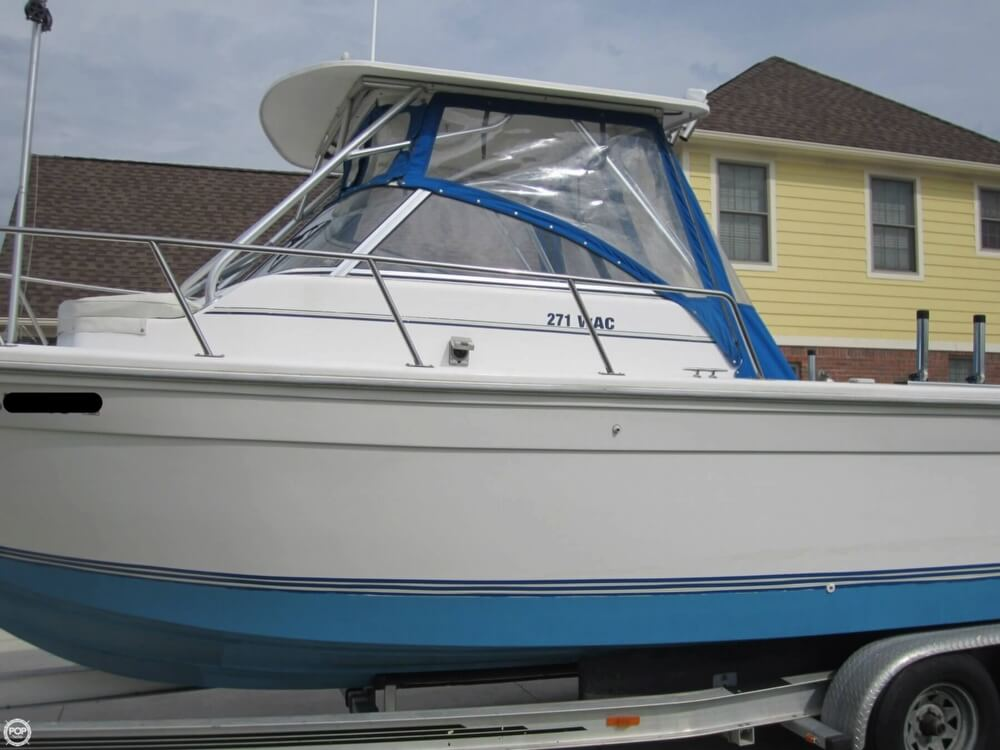 1999 Baha Cruisers boat for sale, model of the boat is 271 WAC & Image # 27 of 40