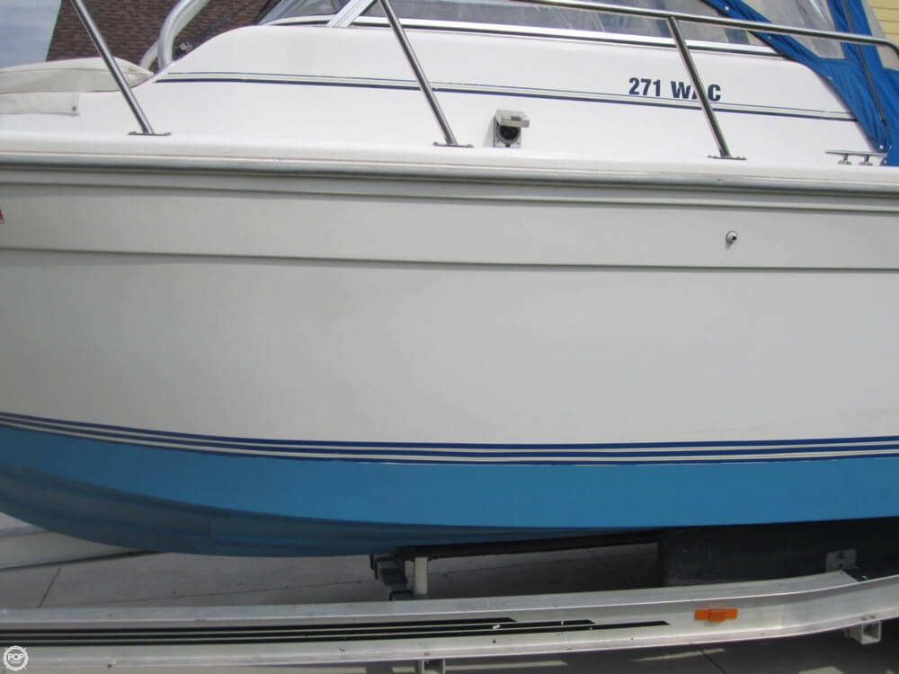 1999 Baha Cruisers boat for sale, model of the boat is 271 WAC & Image # 28 of 40