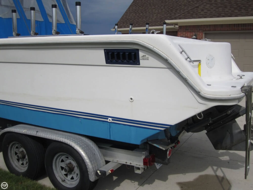 1999 Baha Cruisers boat for sale, model of the boat is 271 WAC & Image # 30 of 40