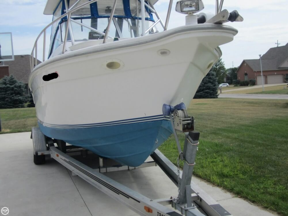 1999 Baha Cruisers boat for sale, model of the boat is 271 WAC & Image # 31 of 40