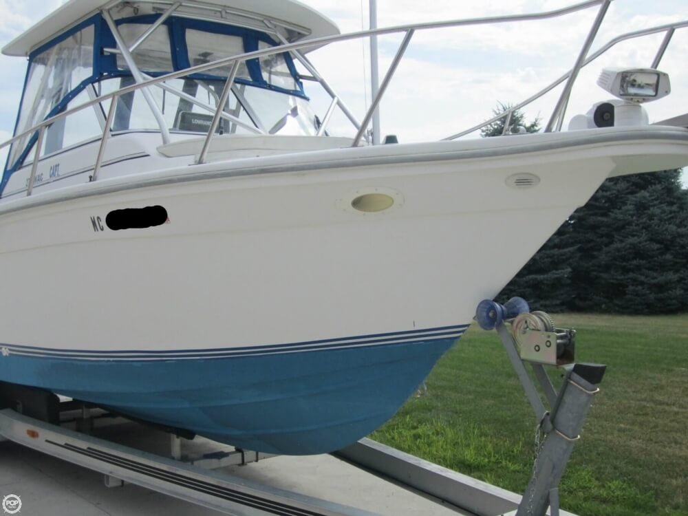 1999 Baha Cruisers boat for sale, model of the boat is 271 WAC & Image # 32 of 40