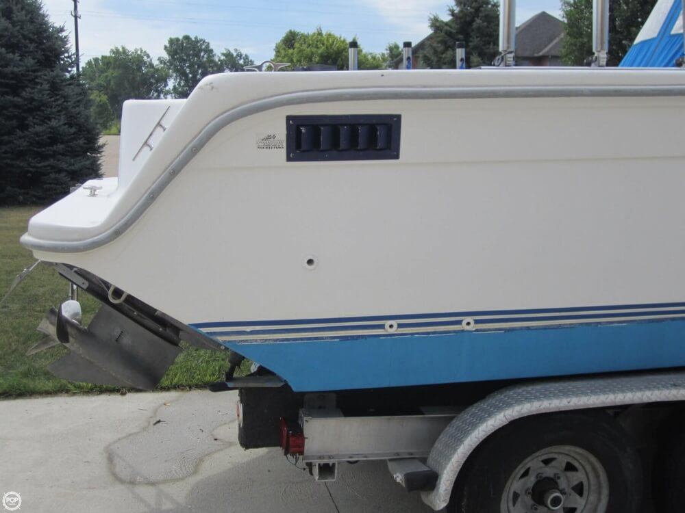 1999 Baha Cruisers boat for sale, model of the boat is 271 WAC & Image # 36 of 40