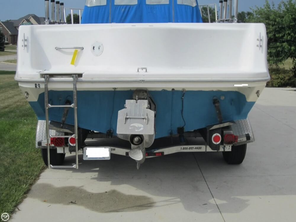 1999 Baha Cruisers boat for sale, model of the boat is 271 WAC & Image # 37 of 40