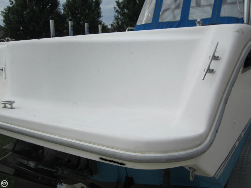 1999 Baha Cruisers boat for sale, model of the boat is 271 WAC & Image # 40 of 40
