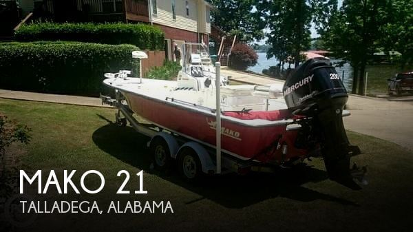 Used MAKO Boats For Sale by owner | 2010 Mako 21