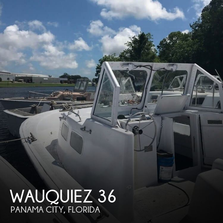 Used Wauquiez Boats For Sale by owner | 1983 Wauquiez 36
