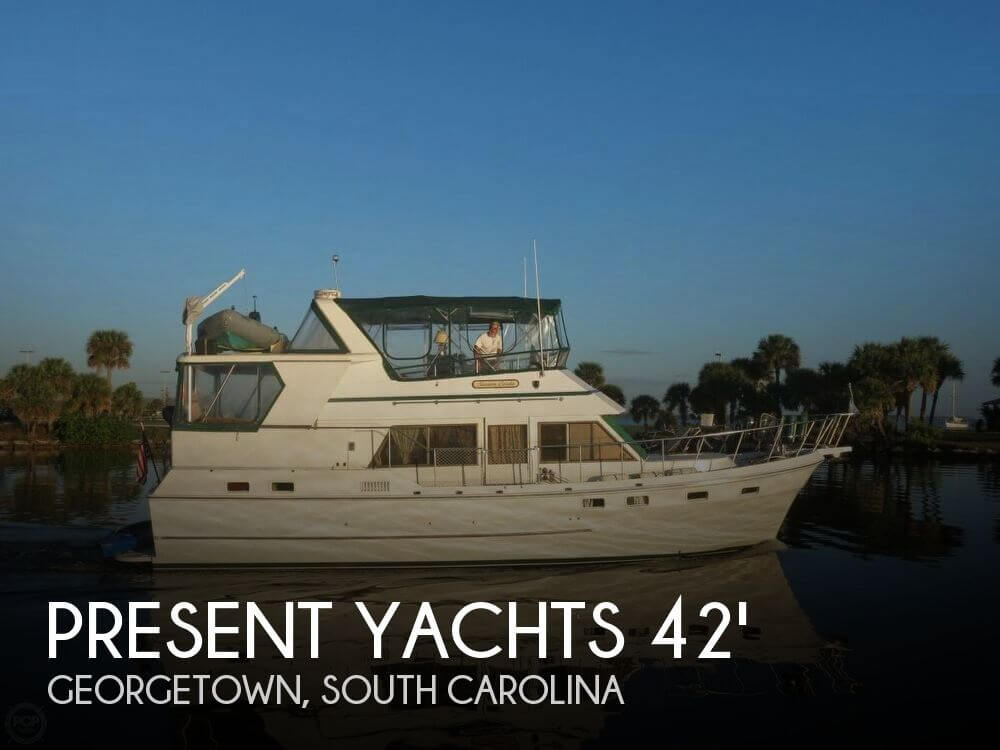 Used President Boats For Sale by owner | 1986 President 42