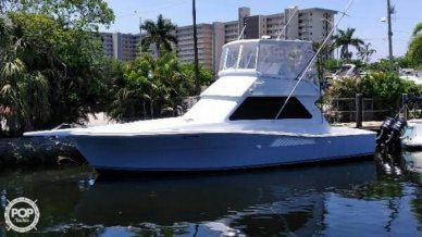 Viking 38 Convertible, 43', for sale - $204,900