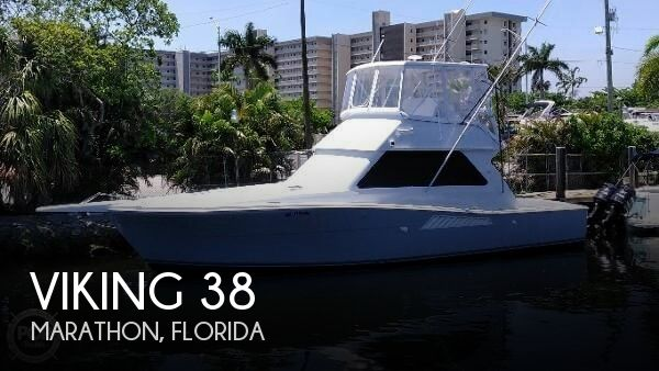 Used Fishing boats For Sale in Florida by owner | 1994 Viking 38