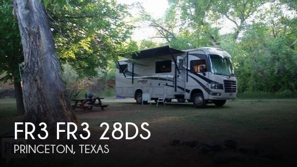 2015 Forest River FR3 FR3 29DS