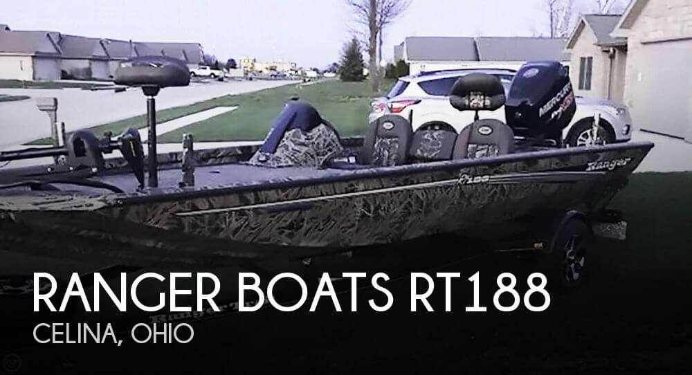 Used Boats For Sale in Fort Wayne, Indiana by owner | 2014 Ranger Boats RT188