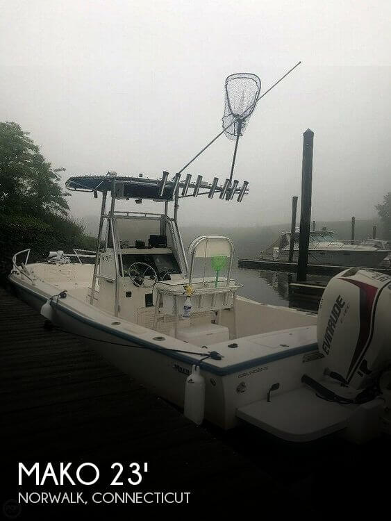 Used MAKO Boats For Sale by owner | 1995 Mako 23