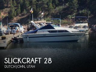 Used SLICKCRAFT Boats For Sale by owner | 1970 Slickcraft 28