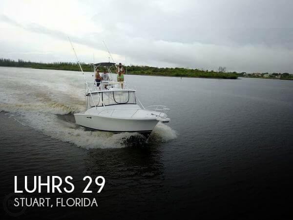 Used Luhrs Boats For Sale by owner | 1994 Luhrs 29