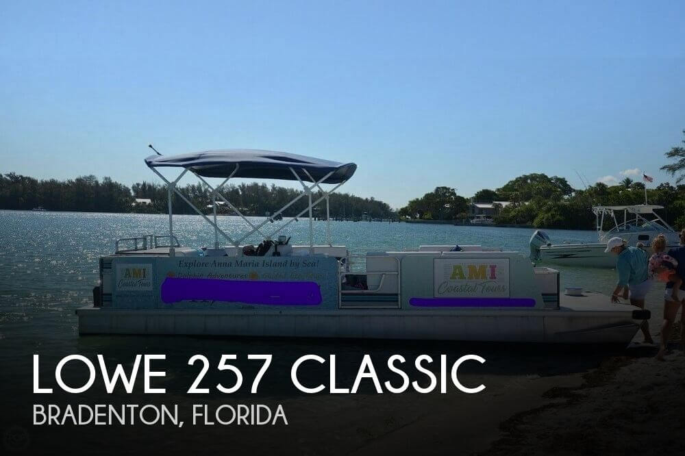 Used Lowe Boats For Sale by owner | 1992 Lowe 26