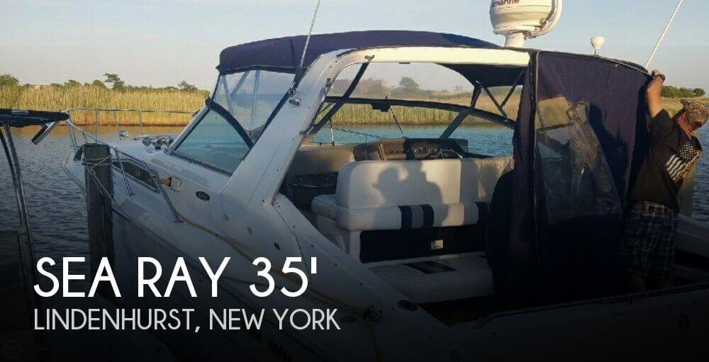 Used Sea Ray 35 Boats For Sale by owner | 1990 Sea Ray 35