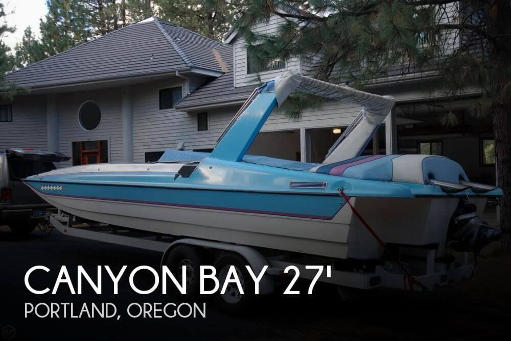 1991 Canyon Bay 27 - image 1