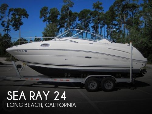 Used Sea Ray Boats For Sale in California by owner | 2009 Sea Ray 24