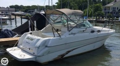 Sea Ray 270 Sundancer, 29', for sale - $24,995