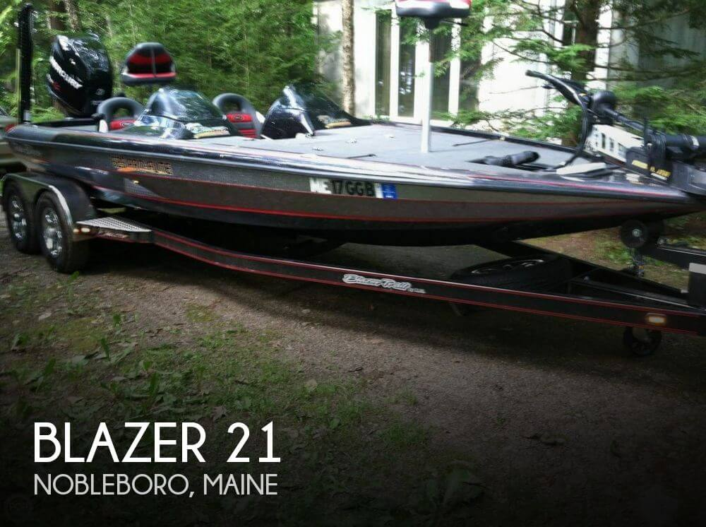 Used Blazer Boats For Sale by owner | 2011 Blazer 21