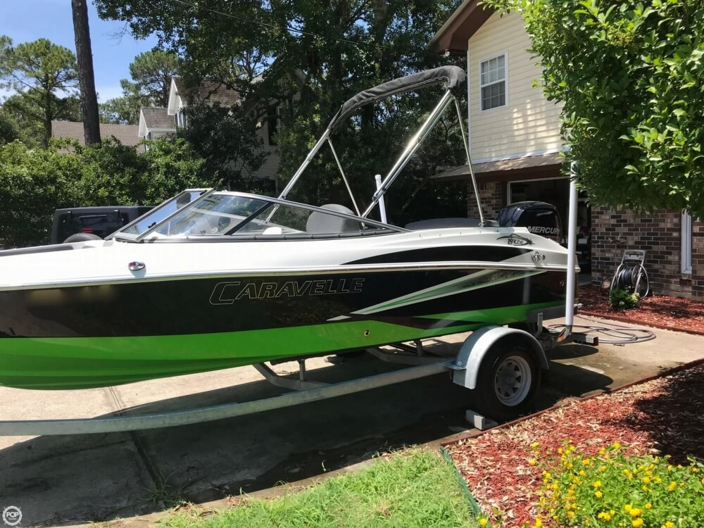 2015 Caravelle boat for sale, model of the boat is 19 EBo & Image # 14 of 41