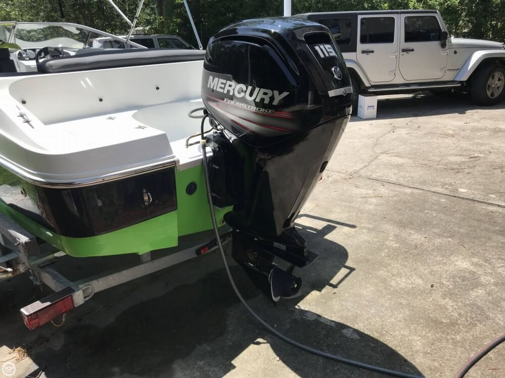 2015 Caravelle boat for sale, model of the boat is 19 EBo & Image # 38 of 41