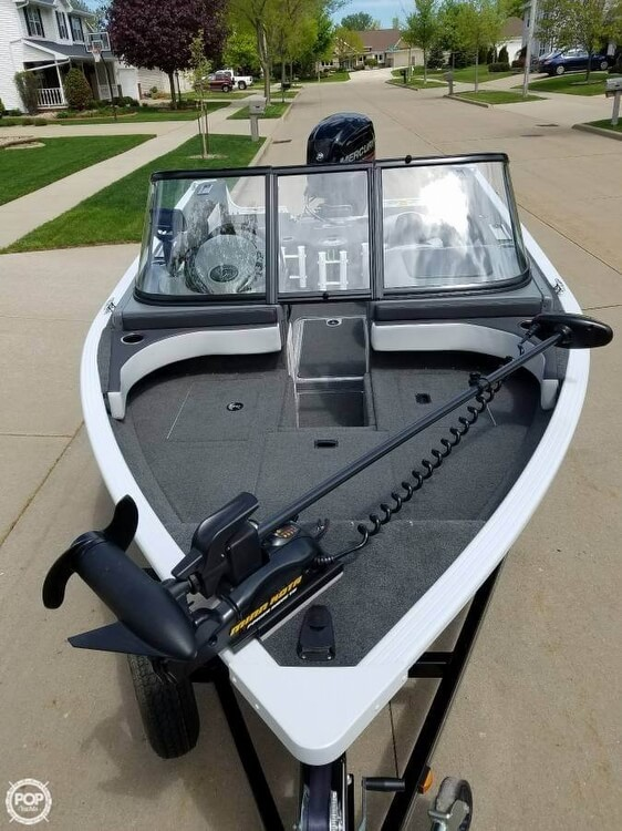 2016 Smoker Craft boat for sale, model of the boat is 172 Ultima & Image # 3 of 41
