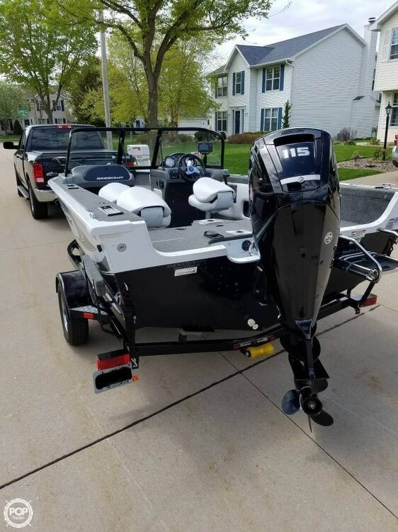 2016 Smoker Craft boat for sale, model of the boat is 172 Ultima & Image # 14 of 41