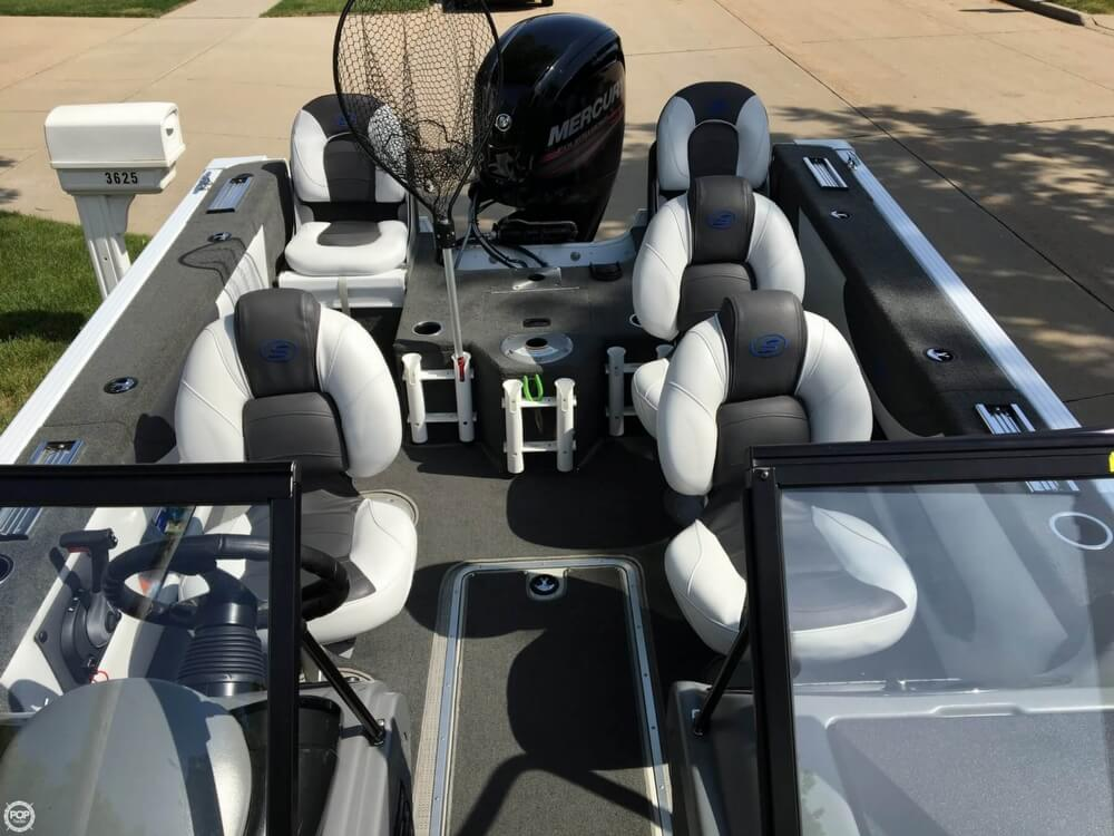 2016 Smoker Craft boat for sale, model of the boat is 172 Ultima & Image # 16 of 41